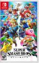 Super Smash Bros. Ultimate for Switch preorders for $48 w/Prime + free shipping