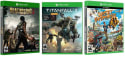 Three Video Games for Xbox One for $10 + free shipping