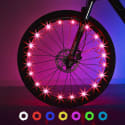 Exwell LED Bike Wheel Lights for $12 + free shipping w/ Prime