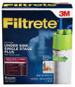 Filtrete Under Sink System w/ Faucet for $69 + free shipping