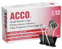 ACCO Binder Small 12-Count Box 2-Pack for 68 cents + pickup at Walmart