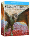 Game of Thrones: Seasons 1-6 on Blu-ray / HD for $70 + free shipping
