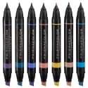 Prismacolor Double-Ended Art Marker 12-Pack for $18 + free shipping