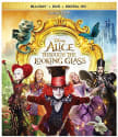 Through the Looking Glass on Blu-Ray / DVD for $9 + pickup at Best Buy