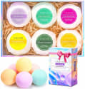 Taseyar Bath Bombs Relaxation Gift Set for $8 + free shipping w/ Prime