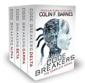 """Code Breakers: Complete Series"" Kindle eBook for $1"