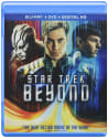 Star Trek Beyond on Blu-ray / DVD for $8 + free shipping w/ Prime