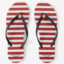 Abercrombie & Fitch Women's Flip Flops for $5 + free shipping