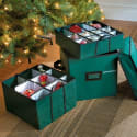Small Adjustable Ornament Storage Box for free + $5 s&h