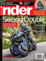 Rider Magazine 1-Year Subscription: 12 issues for free