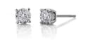 1/3-tcw Diamond Earrings for $200 + free shipping