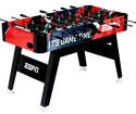 """ESPN 54"""" Foosball Soccer Table for $75 + free shipping"""