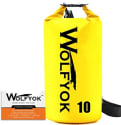 Wolfyok 20L & 10L Roll-Top Dry Bag for $8 + free shipping w/ Prime