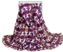 Just4Beauty Oversize Dog Print Scarf for $6 + free shipping w/ Prime