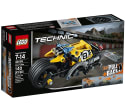 LEGO Technic Stunt Bike Building Kit for $16 + pickup at Kmart