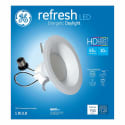 """GE Refresh HD 10W 6"""" Recessed LED Downlight for $8 + free shipping"""