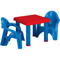 American Plastic Toys Table and Chairs for $18 + pickup at Walmart