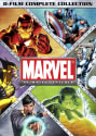 Marvel Animated 8-Film Collection in HD for $15