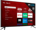 """TCL 65"""" 4K HDR LED UHD Roku Smart TV for $800 + free shipping"""