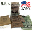 M.R.E. (Meal Ready To Eat) 7-Pack for $29 + free shipping