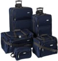 Samsonite 5-Piece Nested Luggage Set for $99 + free shipping