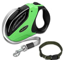 PetExpert Retractable Dog Leash for $10 + free shipping w/Prime