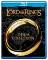 The Lord of the Rings Trilogy on Blu-ray for $10 + pickup at Target