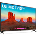 "LG 75"" 4K HDR UHD Smart TV w/ $200 Dell GC for $1,100 + free shipping"