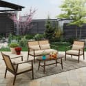 Better Homes and Gardens 4-Piece Patio Set for $319 + free shipping