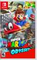 Super Mario Odyssey for Nintendo Switch for $45 + free shipping