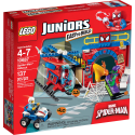 LEGO Juniors Spider-Man Hideout for $24 + pickup at Walmart