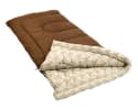 Coleman 20-Degree Big and Tall Sleeping Bag for $43 + free shipping