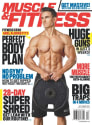 Muscle & Fitness 1-Year Subscription: 12 issues for $5
