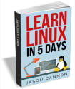 """""""Learn Linux in 5 Days"""" eBook for free"""
