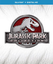 Jurassic Park Collection 3D Blu-ray / Blu-ray for $25 + free shipping
