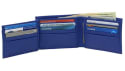 Alpine Swiss Mens Leather Flipout ID Wallet for $11 + free shipping w/Prime