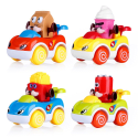 Vatos Toddler Toy Vehicle 4-Pack for $11 + free shipping w/ Prime