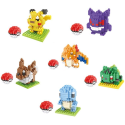 Pokemon Micro Blocks Sets for $5 + free shipping