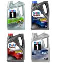 Mobil Motor Oil 5-Quart Bottles at Walmart from $7 after rebate + pickup