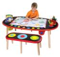 Alex Toys Artist Studio Super Art Table for $88 + free shipping