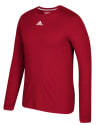 adidas Men's Climalite Long Sleeve T-Shirt for $15 + free shipping