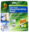 Duck Weatherstrip Seal for Large Gaps 2-Pack for $5 + pickup at Walmart