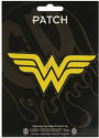 Application Wonder Woman Logo Patch for $4 w/ $25 + free shipping