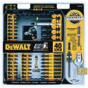 DeWalt 40-Piece FlexTorq Bit Set for $15 + pickup at Ace Hardware