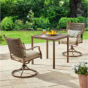 Better Homes & Gardens 3pc Bistro Set for $141 + free shipping