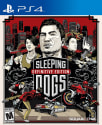 Sleeping Dogs: Definitive Edition for PS4 for $9