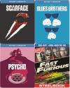 Blu-ray Steelbooks at Best Buy for $8 + pickup at Best Buy