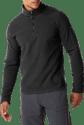 REI Co-op Men's Quarter-Zip Fleece Pullover for $25 + pickup at REI