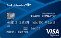 BankAmericard Travel Rewards® Credit Card: 20,000 bonus points offer