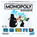 Monopoly Gamer Collector's Edition Board Game for $40 + free shipping